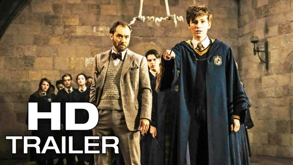 Fantastic Beasts: The Crimes of Grindelwald - official trailer 2
