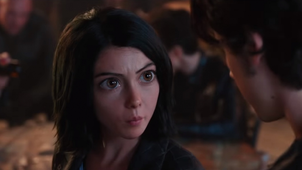 Oogstrelend sci-fi spektakel in trailer 'Alita: Battle Angel'!