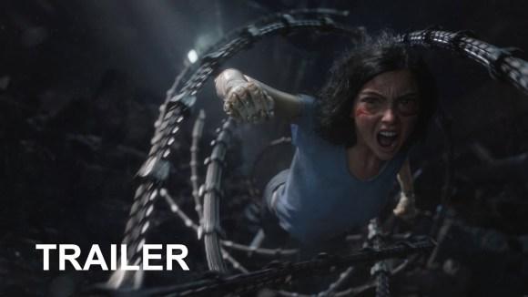 Alita: Battle Angel - trailer 2