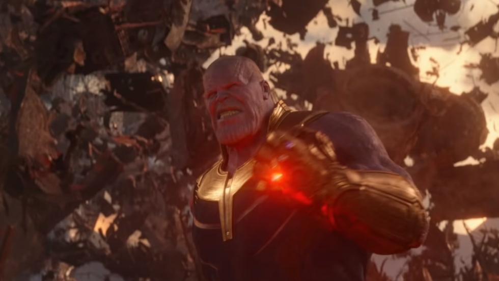 Poster Thanos, beelden 'Wonder Woman 1984' en JL-hints in trailer 'Shazam!'