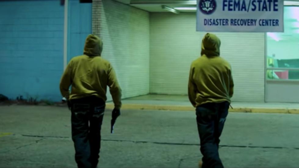 Eerste trailer 'Cut Throat City' met Wesley Snipes
