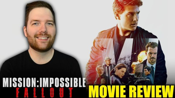 Chris Stuckmann - Mission: impossible - fallout - movie review