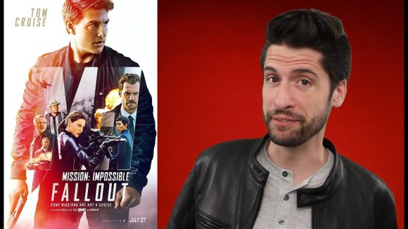 Jeremy Jahns - Mission: impossible - fallout - movie review