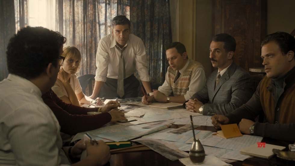 Oscar Isaac jaagt op nazi in nieuwste trailer 'Operation Finale'