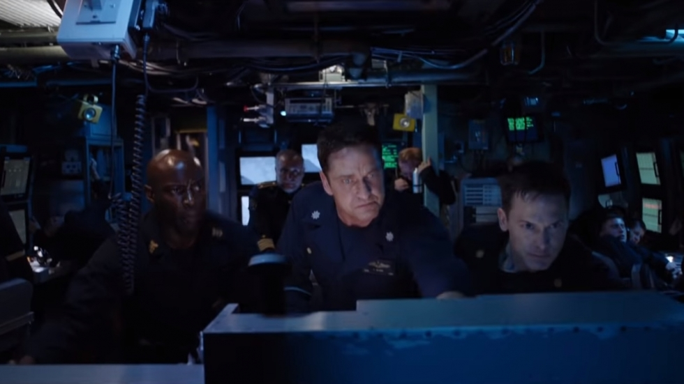 Gerard Butler stopt WOIII in trailer 'Hunter Killer'
