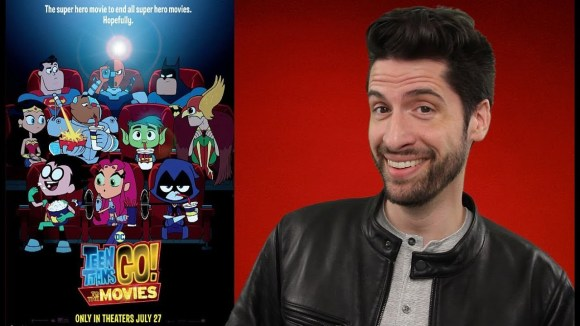 Jeremy Jahns - Teen titans go! to the movies - movie review
