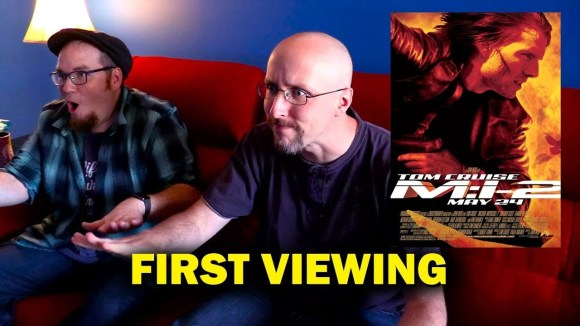 Channel Awesome - Mission: impossible 2 - first viewing