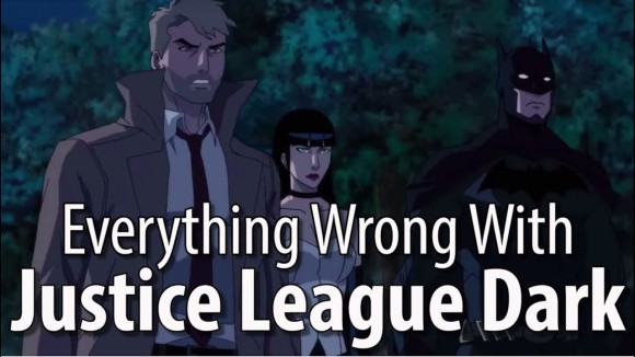 CinemaSins - Everything wrong with justice league dark in 13 minutes or less