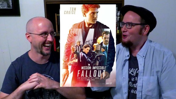 Channel Awesome - Mission: impossible - fallout - sibling rivalry