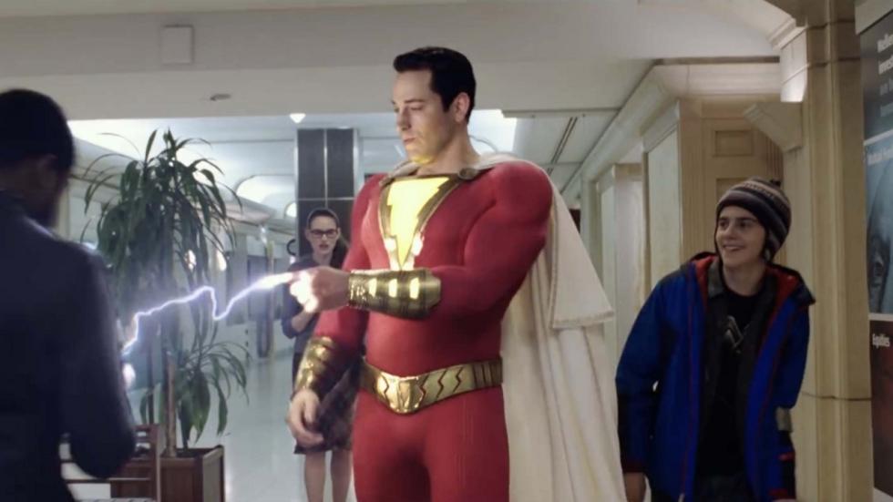 DC-films: 'Aquaman' hot; 'Shazam!' not