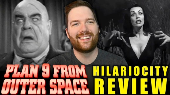 Chris Stuckmann - Plan 9 from outer space - hilariocity review