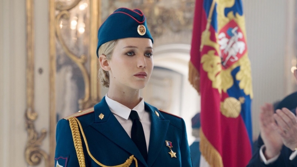 Blu-ray review 'Red Sparrow' - Jennifer Lawrence! Mooi en dodelijk!