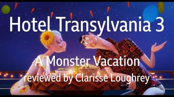 Kremode and Mayo - Hotel transylvania 3: a monster vacation reviewed by clarisse loughrey