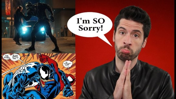 Jeremy Jahns - I'm so sorry to venom....and all the others!