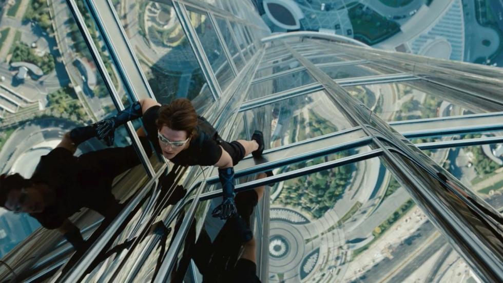 Gaat 'Mission: Impossible' de ruimte in?