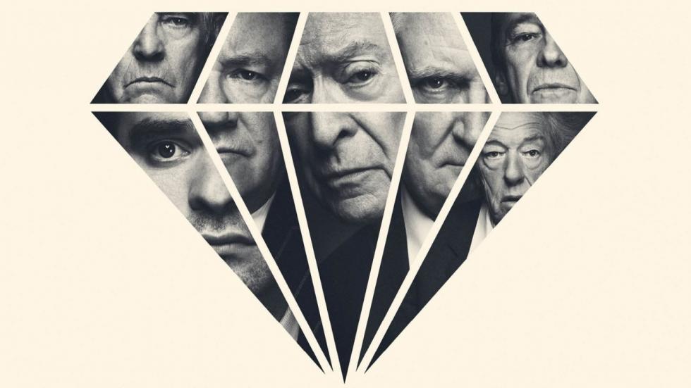 Michael Caine leidt sterrencast in trailer misdaadkomedie 'King of Thieves'