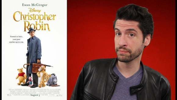 Jeremy Jahns - Christopher robin - movie review