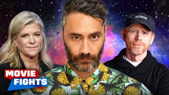 ScreenJunkies - Who should direct guardians of the galaxy 3? movie fights