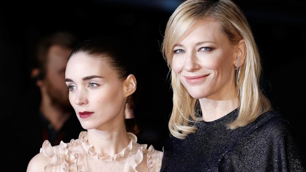Mooie, dialoogvrije trailer voor romantisch drama 'Carol'