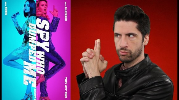 Jeremy Jahns - The spy who dumped me - movie review