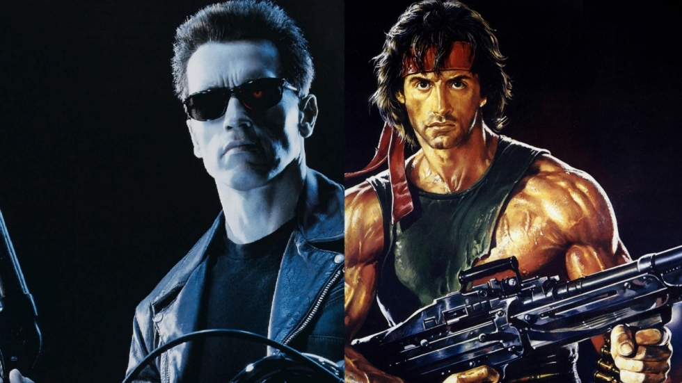 POLL: Arnold Schwarzenegger of Sylvester Stallone