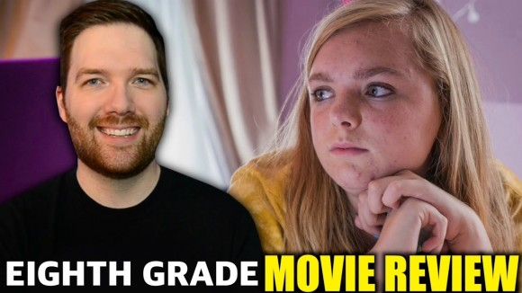 Chris Stuckmann - Eighth grade - movie review