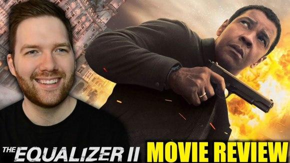 Chris Stuckmann - The equalizer 2 - movie review