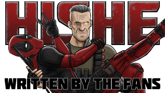 How It Should Have Ended - How deadpool 2 should have ended
