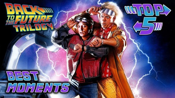 Channel Awesome - Top 5 best back to the future trilogy moments