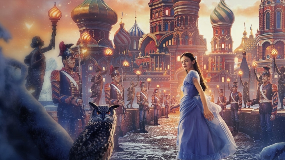 Fantasierijke tweede trailer Disney's 'The Nutcracker and the Four Realms'