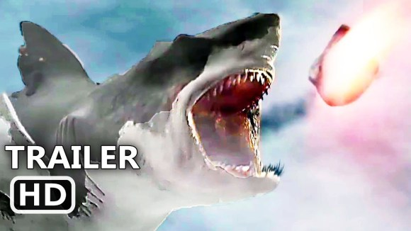 The Last Sharknado: It\'s About Time - trailer