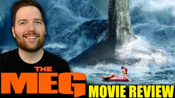 Chris Stuckmann - The meg - movie review