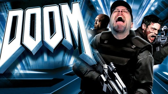 Channel Awesome - Doom - nostalgia critic