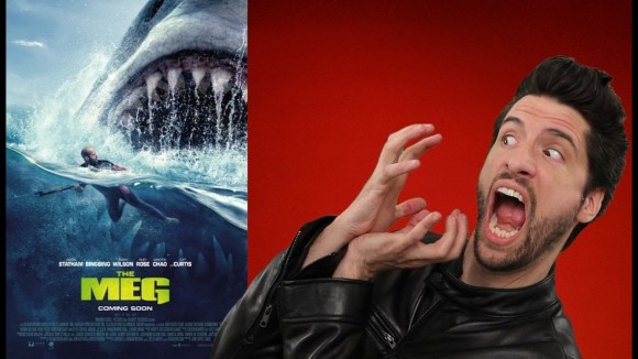 Jeremy Jahns - The meg - movie review