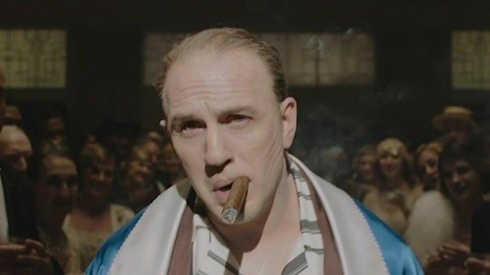 Eerste foto van Tom Hardy als gangster Al Capone in Josh Tranks 'Fonzo'