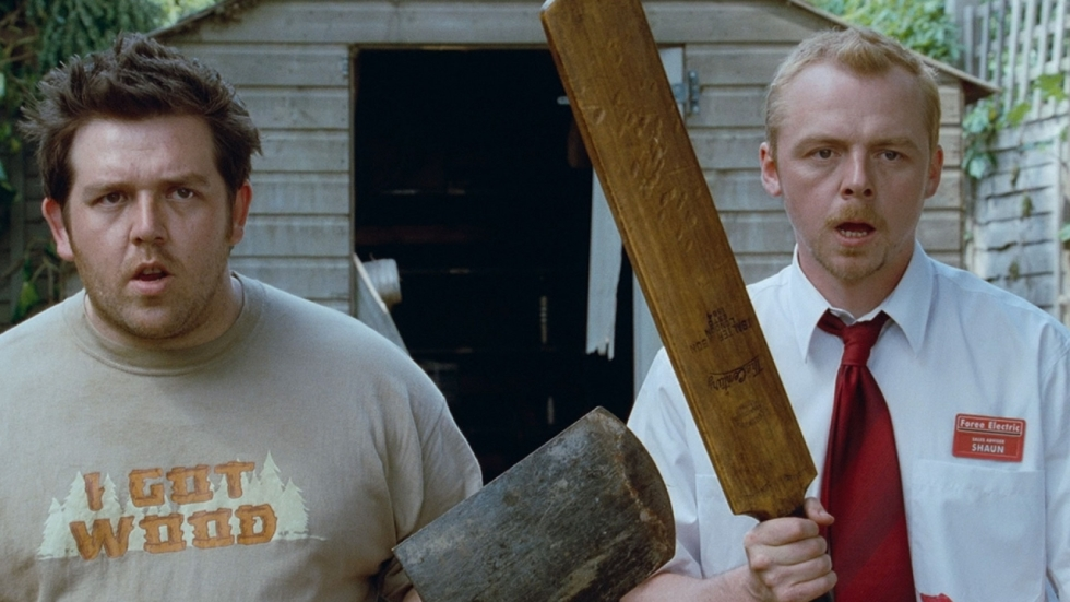 Simon Pegg en Nick Frost weer samen in trailer horrorkomedie 'Slaughterhouse Rulez'