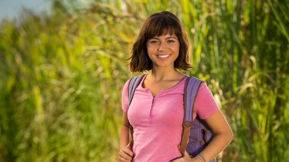 Eerste foto van Isabela Moner als Dora the Explorer!
