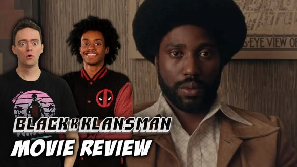 Schmoes Knows - Blackkklansman movie review