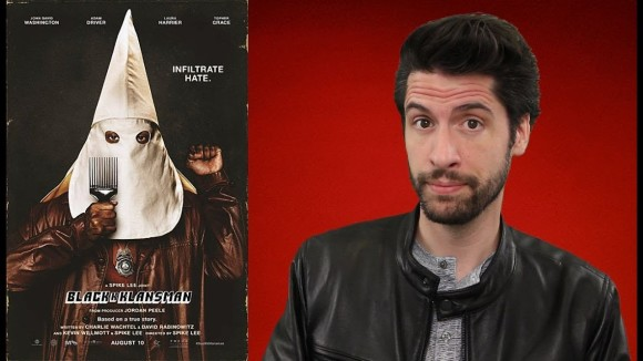 Jeremy Jahns - Blackkklansman - movie review