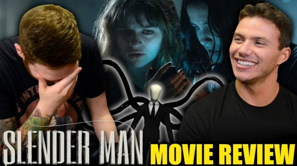 Chris Stuckmann - Slender man - movie review