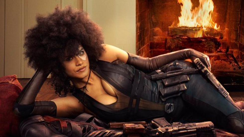 Dit is de rol van Zazie Beetz in 'Joker'!