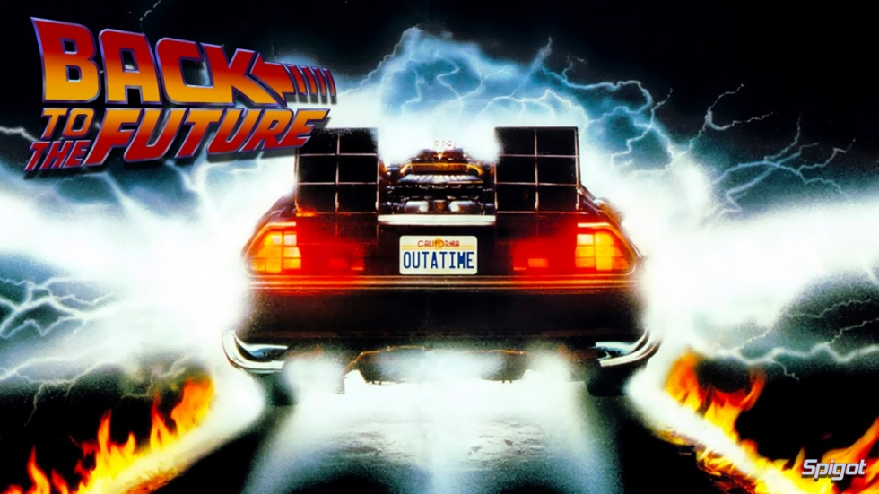 Foto verenigt de cast van 'Back to the Future'!