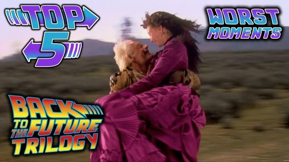 Channel Awesome - Top 5 worst back to the future trilogy moments
