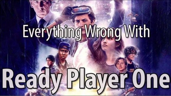 CinemaSins - Everything wrong with ready player one