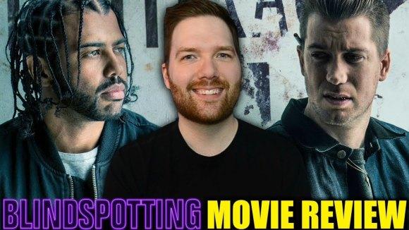 Chris Stuckmann - Blindspotting - movie review