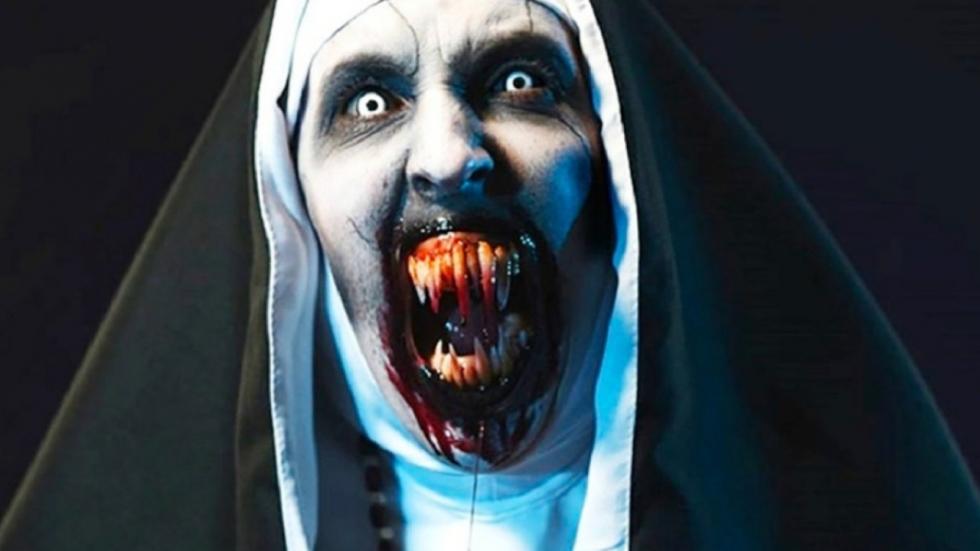 YouTube blokt teaser 'The Nun' die je flink laat schrikken