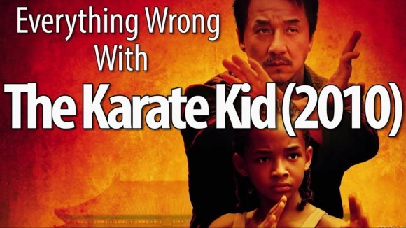 CinemaSins - Everything wrong with the karate kid (2010)