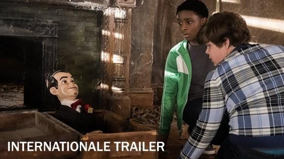 Goosebumps 2: Haunted Halloween - international trailer 2