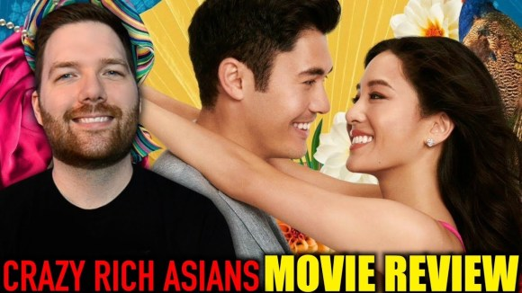 Chris Stuckmann - Crazy rich asians - movie review