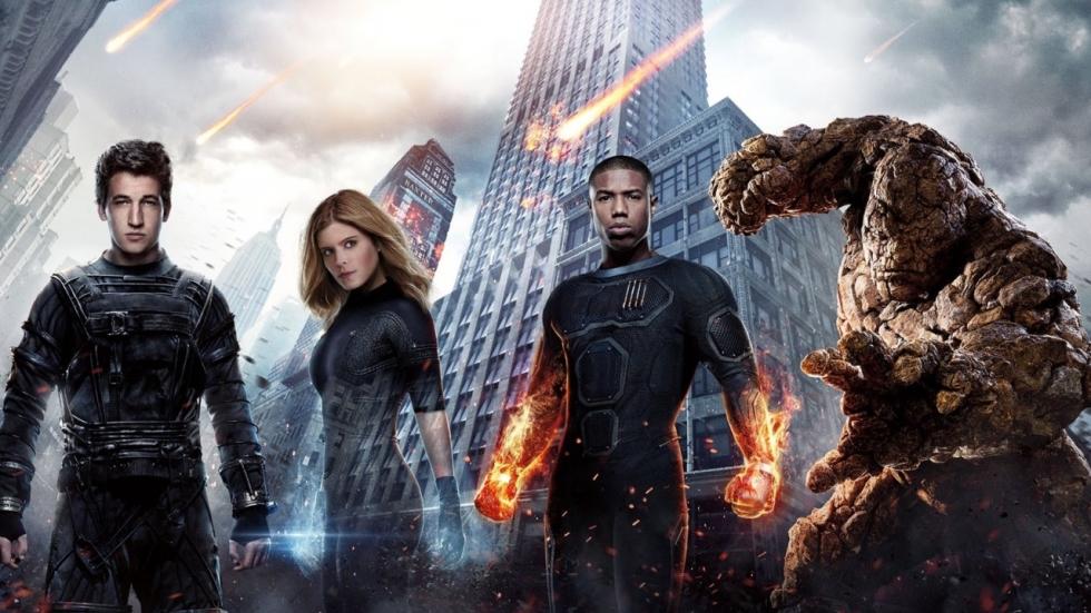 'Deadpool 2' zou oorspronkelijk de 'Fantastic Four' bevatten
